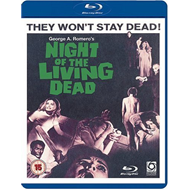 Night Of The Living Dead (UK-import) (BLU-RAY)
