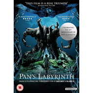 Pans Labyrint (UK-import) (DVD)