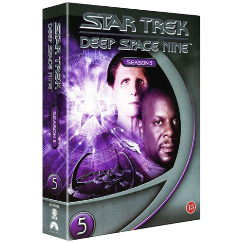 Star Trek - Deep Space Nine - Sesong 5 (DVD)