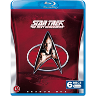 Star Trek - The Next Generation - Sesong 1 (BLU-RAY)