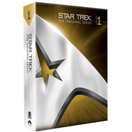 Star Trek - The Original Series 1 Remastered (DVD)
