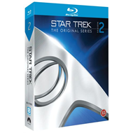 Produktbilde for Star Trek - The Original Series 2 Remastered (BLU-RAY)