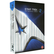 Star Trek - The Original Series 2 Remastered (DVD)