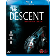 The Descent - Nedstigningen (BLU-RAY)