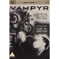 Vampyr (UK-import) (DVD)