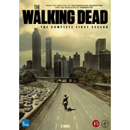 The Walking Dead - Sesong 1 (DVD)