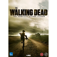 Produktbilde for The Walking Dead - Sesong 2 (DVD)
