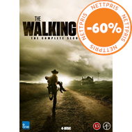 The Walking Dead - Sesong 2 (DVD)