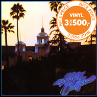 Produktbilde for Hotel California (VINYL - 180 gram)