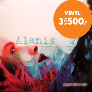 Produktbilde for Jagged Little Pill (VINYL - 180 gram)