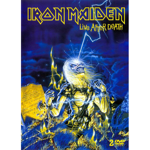 Iron Maiden - Live After Death (DVD)