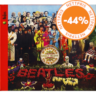 Produktbilde for Sgt. Pepper's Lonely Hearts Club Band (Remastered) (CD)