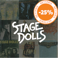 Produktbilde for Good Times - The Essential Stage Dolls (2CD)