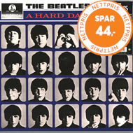 Produktbilde for A Hard Day's Night (VINYL - 180 gram - Remastered)