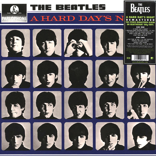 A Hard Day's Night (VINYL - 180 gram - Remastered)