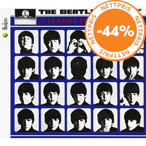 A Hard Day's Night (Remastered) (CD)