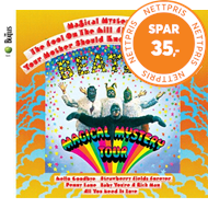 Produktbilde for Magical Mystery Tour (Remastered) (CD)
