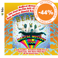 Magical Mystery Tour (Remastered) (CD)