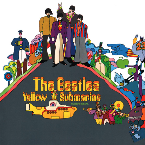 Yellow Submarine (VINYL - 180 gram - Remastered)