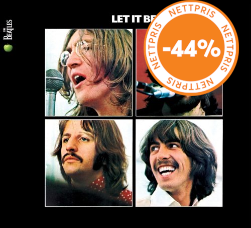 Let It Be (Remastered) (CD)