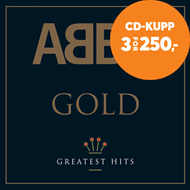 Produktbilde for ABBA Gold: Greatest Hits (CD)