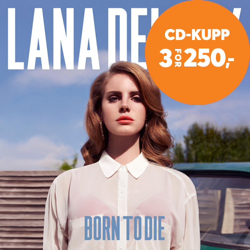Born To Die (CD)