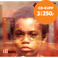 Produktbilde for Illmatic (CD)