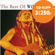 Produktbilde for The Best Of Willie Nelson (CD)