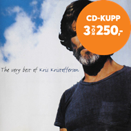 Produktbilde for The Very Best Of Kris Kristofferson (CD)