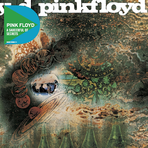 A Saucerful Of Secrets - Discovery Version (Remastered) (CD)