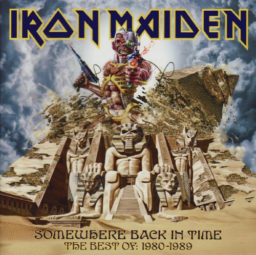 Somewhere Back In Time - The Best Of: 1980-1989 (CD)