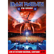 Iron Maiden - En Vivo! (2DVD)