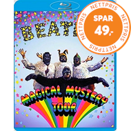Produktbilde for The Beatles - Magical Mystery Tour (BLU-RAY)