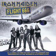 Flight 666 - The Original Soundtrack (2CD)