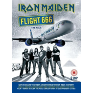 Iron Maiden - Flight 666: The Film (DVD)