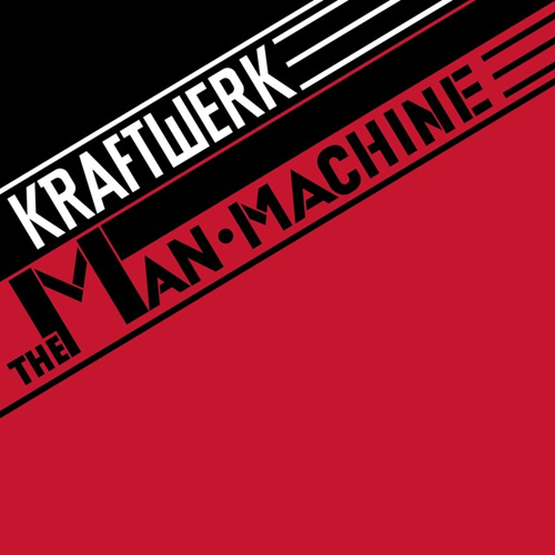 The Man Machine (Remastered) (VINYL)