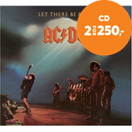 Produktbilde for Let There Be Rock (Remastered) (CD)