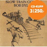 Produktbilde for Slow Train Coming (Remastered) (CD)