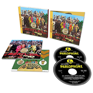 Sgt. Pepper's Lonely Hearts Club Band - 50th Anniversary Deluxe Edition (2CD)
