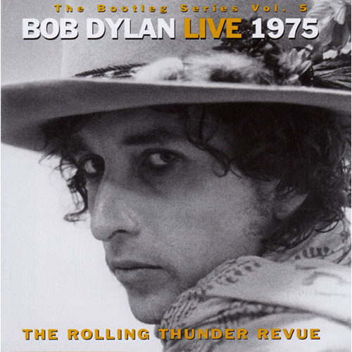 The Bootleg Series Vol. 5: Live 1975 - The Rolling Thunder Revue (2CD)