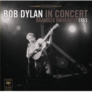 Bob Dylan In Concert - Live At Brandeis University 1963 (CD)