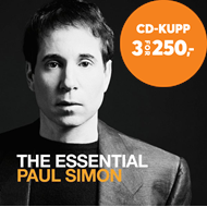 Produktbilde for The Essential Paul Simon (2CD)
