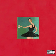 My Beautiful Dark Twisted Fantasy - Limited Edition (VINYL - 3LP)