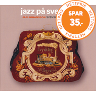 Produktbilde for Jazz På Svenska (Remastered) (CD)