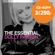 Produktbilde for The Essential Dolly Parton (2CD)