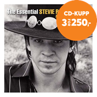 Produktbilde for The Essential Stevie Ray Vaughan (2CD)