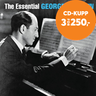 Produktbilde for The Essential George Gershwin (2CD)