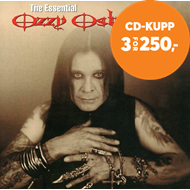 Produktbilde for The Essential Ozzy Osbourne (2CD)