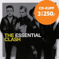 Produktbilde for The Essential Clash (2CD)