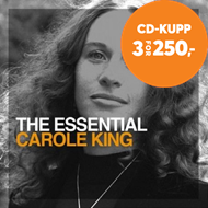 Produktbilde for The Essential Carole King (2CD)